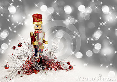 Christmas Nutcracker Drummer