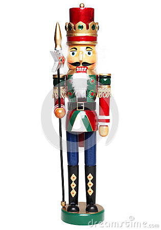 Free Christmas Nutcracker King Royalty Free Stock Photography - 63008087