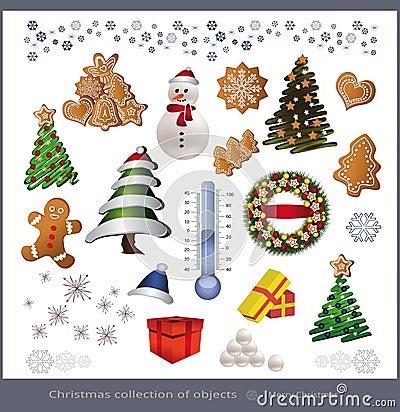 Christmas  object