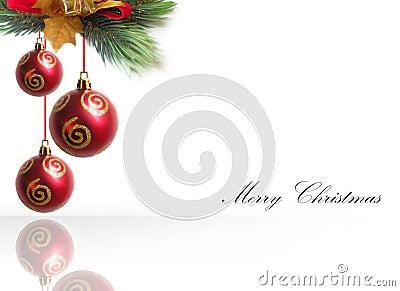 Excellent Christmas Ornament Border Stock Photos Image 3025983 Easy Diy Christmas Decorations Tissureus