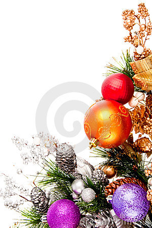 Christmas Ornament Corner Decoration Series
