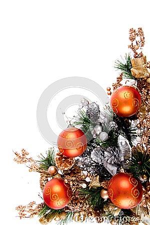Christmas Ornament Corner Decoration Series