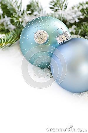Free Christmas Ornaments Royalty Free Stock Photos - 10321088