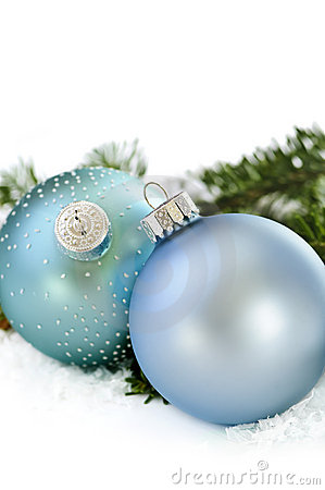 Free Christmas Ornaments Stock Images - 10350234