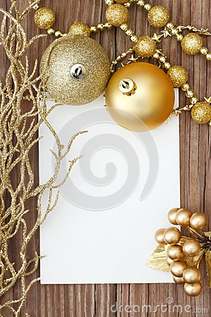Free Christmas Ornaments Stock Images - 27491874
