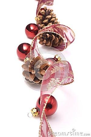 Free Christmas Ornaments Royalty Free Stock Photo - 3364045