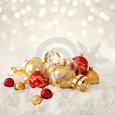 Free Christmas Ornaments Stock Image - 62009511