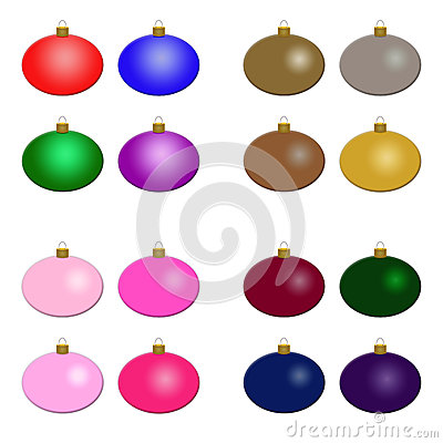 Christmas Ornaments - Multiple Sets