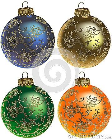 Christmas ornaments vol.1