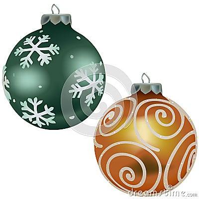 Free Christmas Ornaments Vol.10 Stock Photos - 1766483