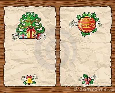 Christmas paper backgrounds 3