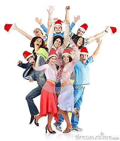 Free Christmas People Stock Photos - 6491273