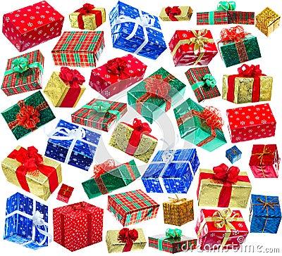 Free Christmas Presents Stock Image - 7097181