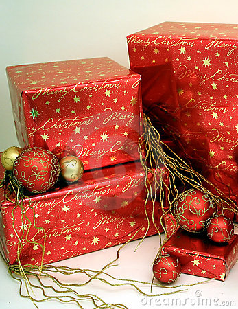 Christmas Presents Series 1 - Boxes and Ornaments7