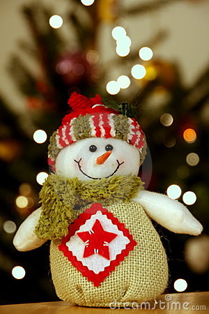 Free Christmas Puppet Royalty Free Stock Images - 12788769