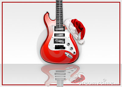 Christmas Rock Guitar