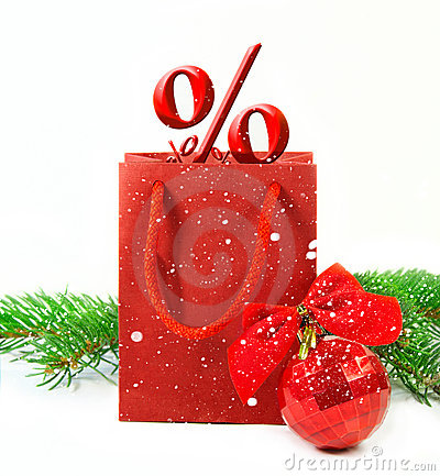 Free Christmas Sale Stock Images - 22163084