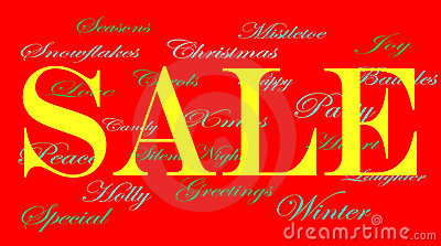 Christmas Sale banner ads