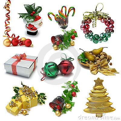Free Christmas Sampler Two Royalty Free Stock Photo - 6431225