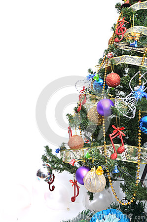 Free Christmas  Scene, Decoration Royalty Free Stock Photo - 46948565