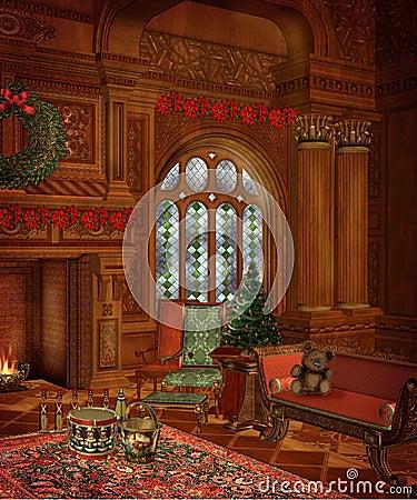 Christmas scenery 7