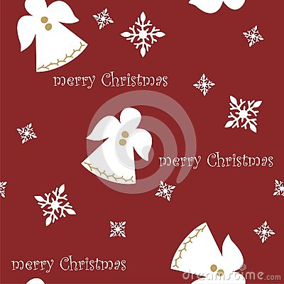 Christmas seamless pattern 2