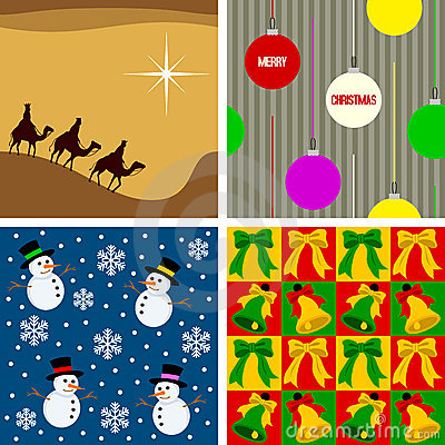 Christmas Seamless Tiles [2]