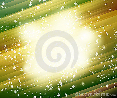 Christmas shine - abstract background