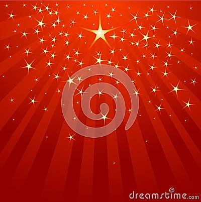 Christmas Shooting Star