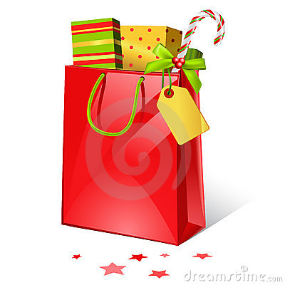 Free Christmas Shopping Stock Images - 11851784