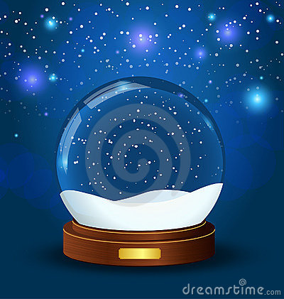 Free Christmas Snow Globe Stock Photos - 16778583