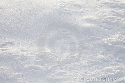 Christmas snow pattern