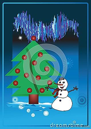 Christmas snowes-vetch