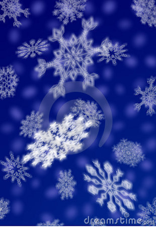 Free Christmas Snowflakes Stock Photos - 283183