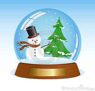 christmas snowglobe stock photo image 6823900 snow globe clipart free snow globe clipart png