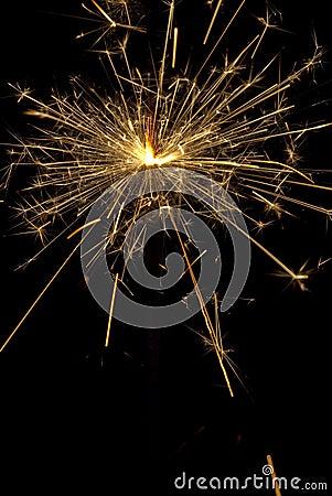 Free Christmas Sparkle Stock Image - 16485251