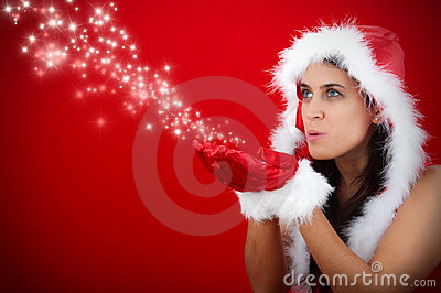 Christmas and star