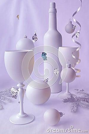 Free Christmas Still-life Royalty Free Stock Photos - 1263218