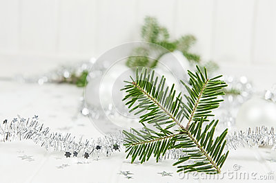 A christmas still life
