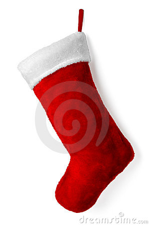 Free Christmas Stocking Royalty Free Stock Image - 15878736