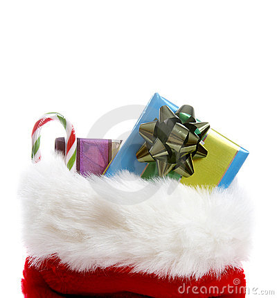 Free Christmas Stocking Stock Photography - 1600202
