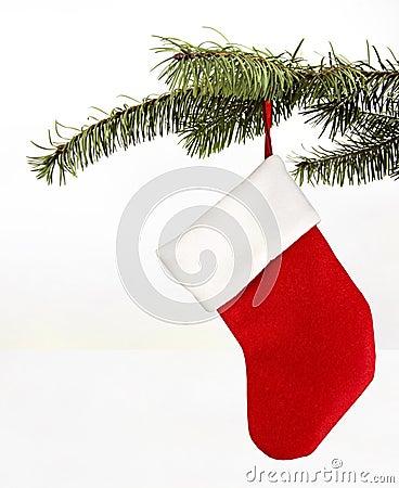 Free Christmas Stocking Decoration Stock Photos - 7297043
