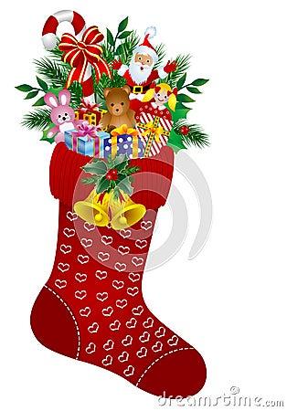 Free Christmas Stockings Stock Photo - 3713710