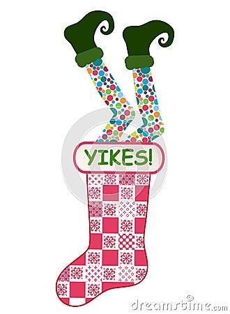 Christmas stockings Funny
