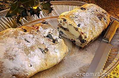 Christmas - Stollen Loaf