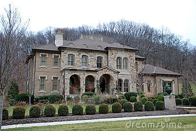 Christmas Stone Luxury Home 44