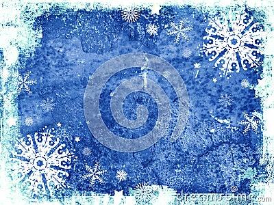 Christmas style grunge background