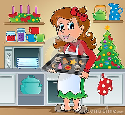 Christmas sweets theme image 2