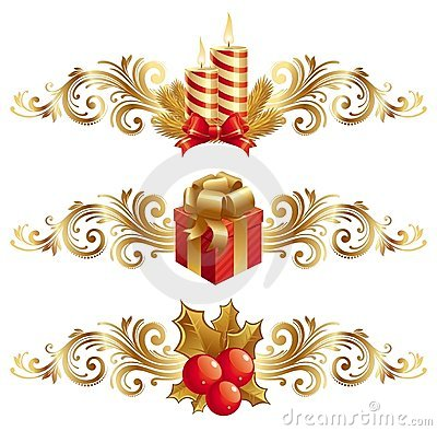 Christmas symbols & ornament