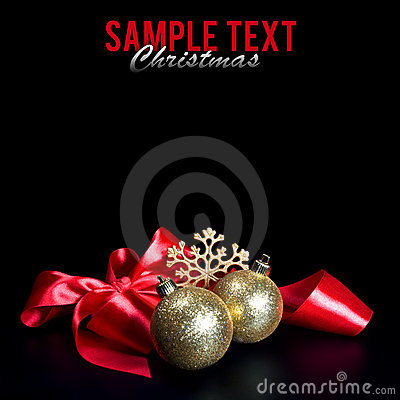 Free Christmas Theme Royalty Free Stock Image - 17126056